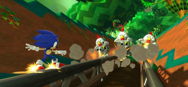Nintendo Direct: Sonic Lost World 001