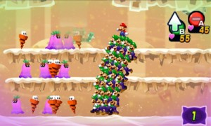 Mario & Luigi Dream Team - Tower of Luigis