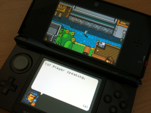 Retro City Rampage on 3DS 3