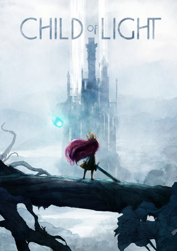 Child of Light | Poster-Style Artwork