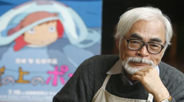 Hayao Miyazaki | oprainfall