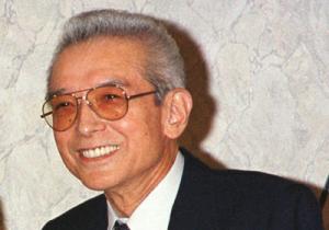 Hiroshi Yamauchi, former President of Nintendo - oprainfall