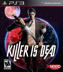 Killer is Dead Box Art | oprainfall