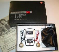 Love Tester | Nintendo