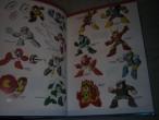 Mega Man 2 character art