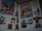 Mega Man II and III characters
