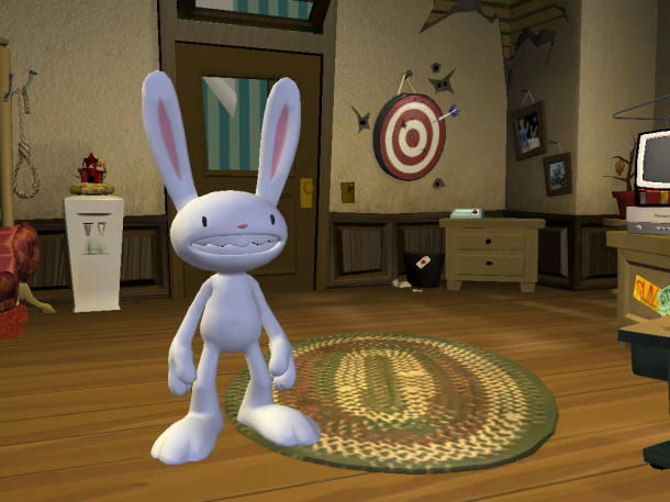 Sam & Max Save the World | Max