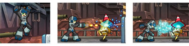 Mighty No. 9: Level Concept Art 002
