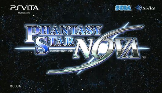 Phantasy Star Nova - Logo