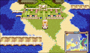 Tales of Phantasia | World Map