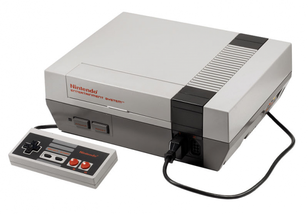 Nintendo Entertainment System - oprainfall