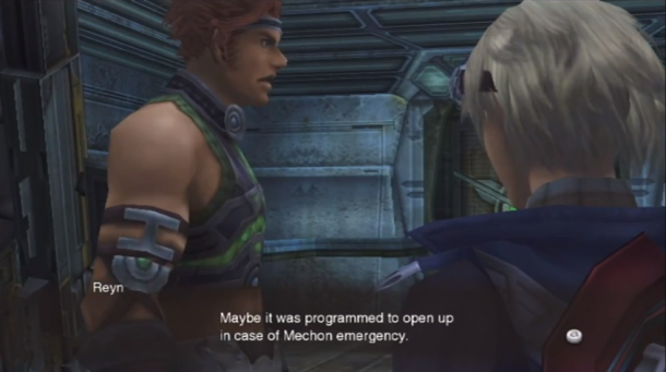 Xenoblade Novelisation 011 - Mechon Emergency