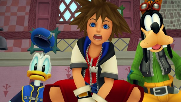 Kingdom Hearts HD 1.5 ReMIX | oprainfall