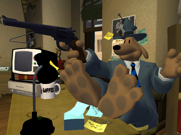 Sam & Max Save the World | Sam