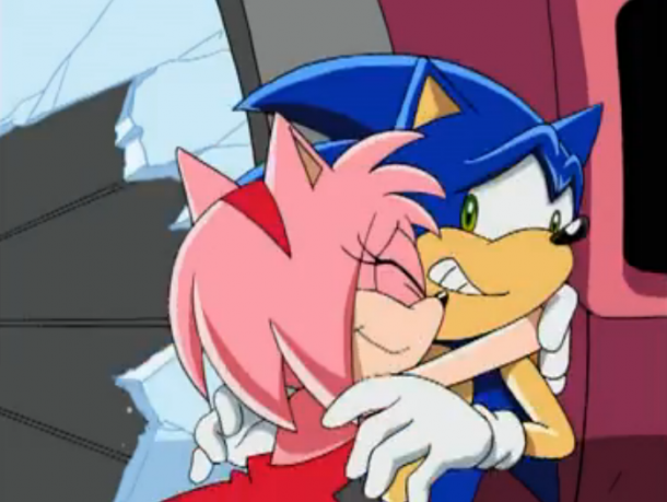 Sonic X - Amy Rose