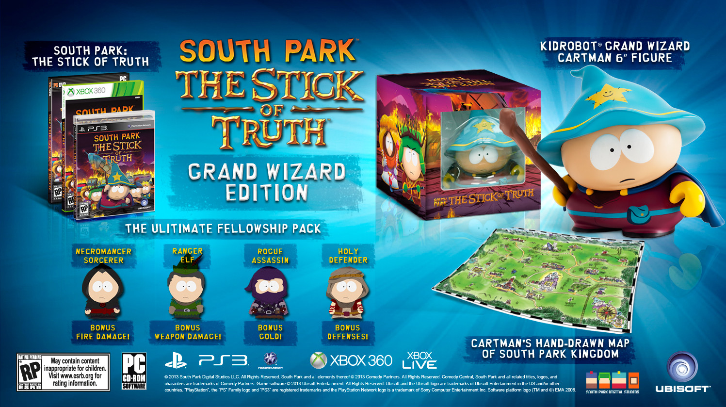 Programa 7x22 'South Park: La Vara de la Verdad South-Park-Stick-of-Truth-Grand-Wizard-Ed