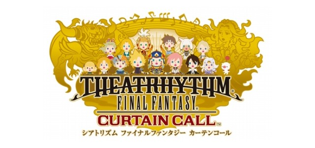 Theatrhythm Final Fantasy: Curtain Call | Logo