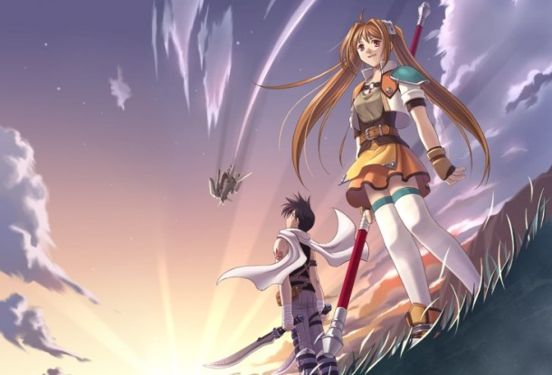 Trails in the Sky SC