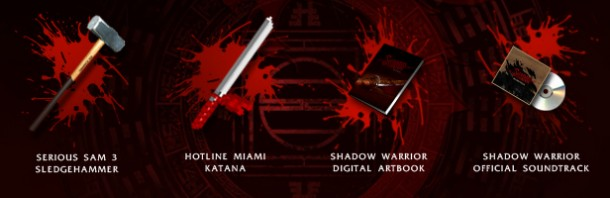 Shadow Warrior | Special Edition Supplements