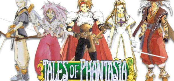 Tales of Phantasia | Character Art