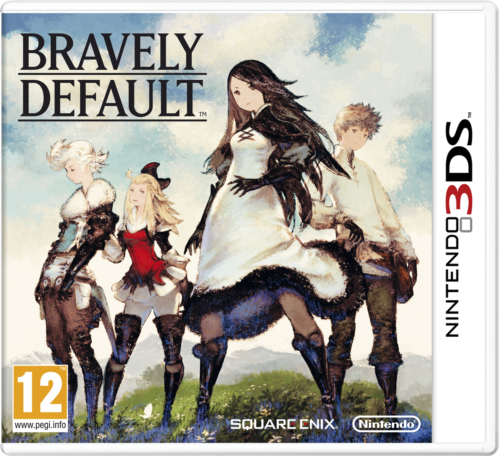 REVIEW: Bravely Default: Where the Fairy Flies - oprainfall