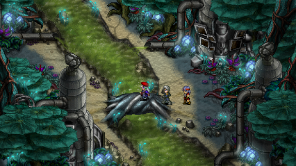 Cosmic Star Heroine | Mutated Forest