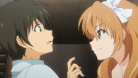 Golden Time Banri and Koko