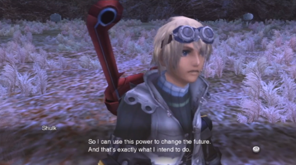 Xenoblade Novelisation 013 - Intentions