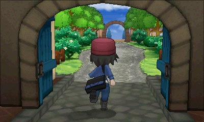 Pokémon X | Starting Out