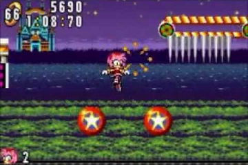 Sonic Advance - Amy