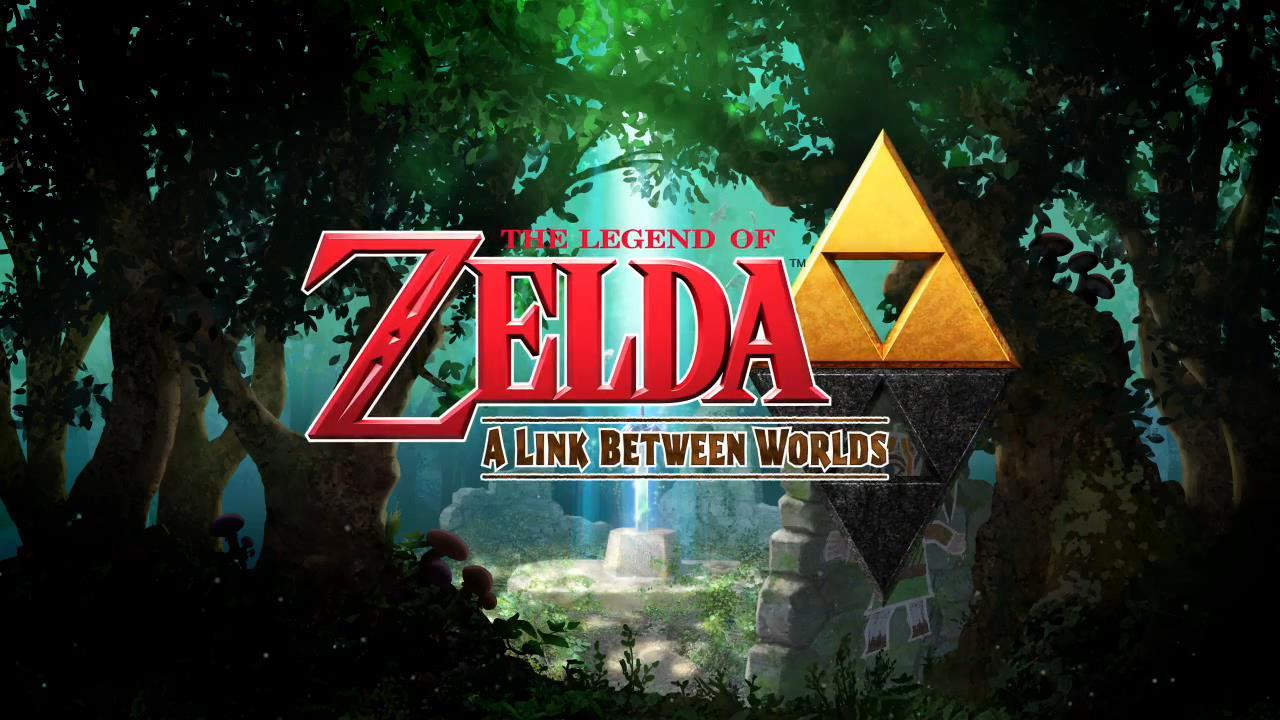 [Review] The Legend of Zelda: A Link Between Worlds The-Legend-of-Zelda-A-Link-Between-Worlds-Logo-With-Master-Sword