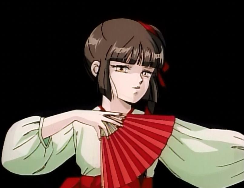 Anime of the Past: Vampire Princess Miyu - oprainfall
