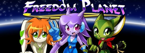 Freedom Planet | oprainfall