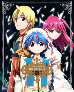 Magi: The Labyrinth of Magic | Aniplex