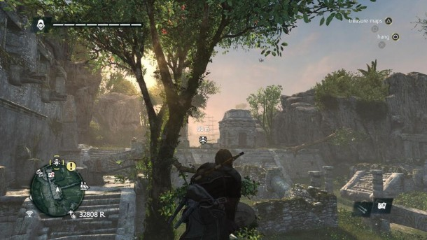 Assassin's Creed IV: Black Flag | Sunlight Through the Trees