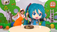 Project Mirai 2 gets another sugary sweet promotional video.