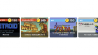 We have new Club Nintendo rewards games today: Metroid, Dillon's Rolling Western, The Legend of Zelda: A Link to the Past, and Art Style: CUBELLO.