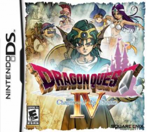 Dragon Quest IV Box Art | oprainfall