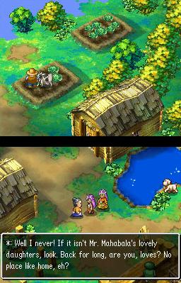 Dragon Quest IV - Maya and Meena's Story | oprainfall