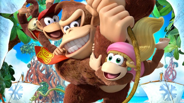 Nintendo Direct - DKC Tropical Freeze | oprainfall