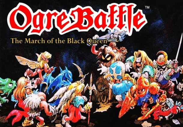 Ogre Battle: March of the Black Queen