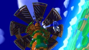 Sonic Lost World - Sonic Launches Upward | oprainfall