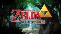 A Link Between Worlds and Donkey Kong? All right!