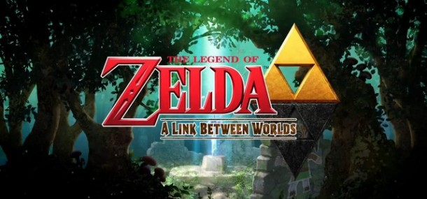 The Legend of Zelda: A Link Between Worlds | Nintendo Direct