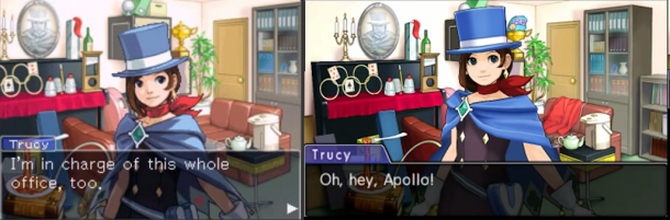 Phoenix Wright: Ace Attorney - Dual Destinies | Trucy