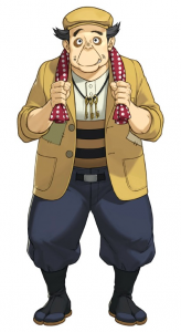 Phoenix Wright: Ace Attorney - Dual Destinies | Filch