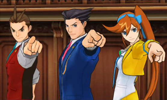 Phoenix Wright: Ace Attorney - Dual Destinies | Team