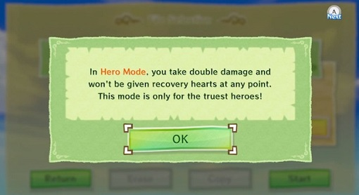 Wind Waker HD | Hero Mode