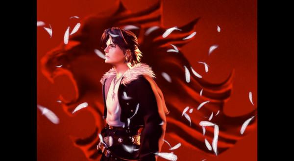 Final Fantasy VIII - Squal | oprainfall