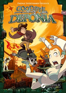 Goodbye Deponia Box Art